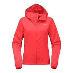 The North Face Cyclone 2 Womens Hoodie, Cayenne Red, 256
