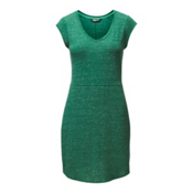 The North Face EZ Tee Dress Dress, Conifer Teal Heather, medium
