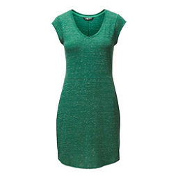 The North Face EZ Tee Dress Dress, Conifer Teal Heather, 256
