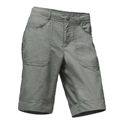 The North Face Horizon 2.0 Roll-Up Womens Shorts (Previous Season), Sedona Sage Grey Heather, 256