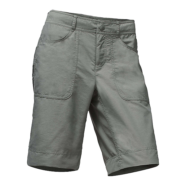 The North Face Horizon 2.0 Roll-Up Womens Shorts (Previous Season), Sedona Sage Grey Heather, 600