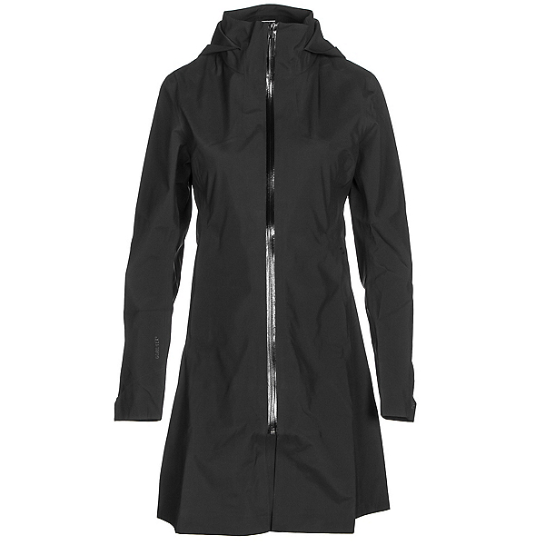 Arc'teryx Aphilia Womens Jacket, Black, 600