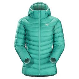 Arc'teryx Cerium LT Hoody Womens Jacket, Castaway, 256