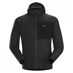 Arc'teryx Fortrez Hoody Mens Jacket, Carbon Copy, 256