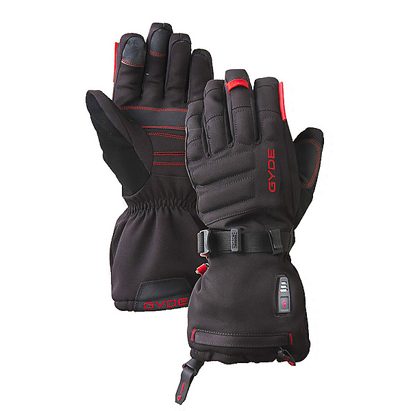 Gyde S4 Heated Gloves, Black, 600