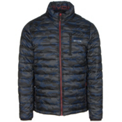 Gyde Calor Heated Mens Jacket, Tonal Camo, medium