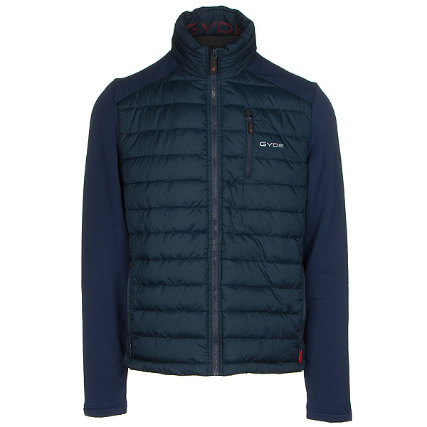 Gyde Hybrid Heated Mens Jacket, Navy, 600