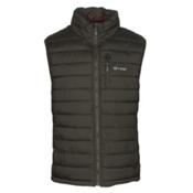 Gyde Calor Heated Mens Vest, Olive Green, medium