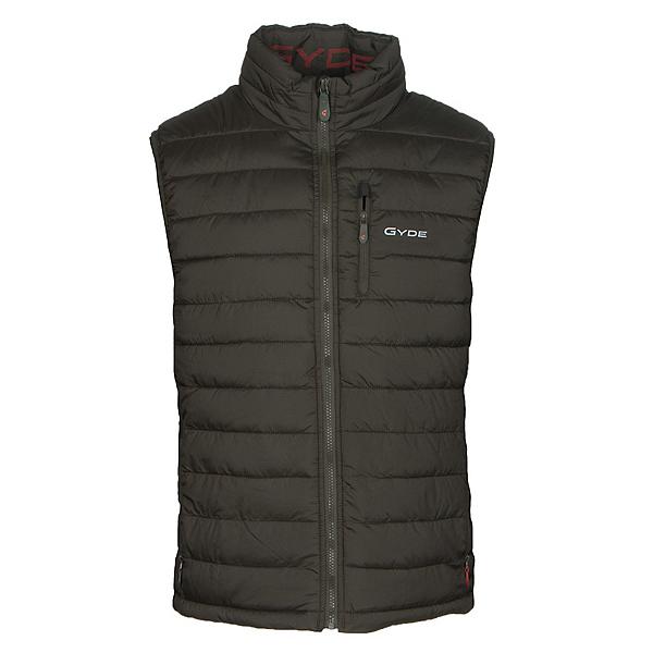 Gyde Calor Heated Mens Vest, Olive Green, 600