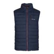 Gyde Calor Heated Mens Vest, Navy, medium