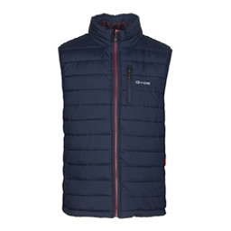 Gyde Calor Heated Mens Vest, Navy, 256