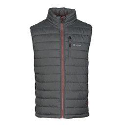 Gyde Calor Heated Mens Vest, Grey, 256
