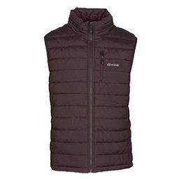 Gyde Calor Heated Mens Vest, Raisin, 256