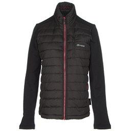 Gyde Hybrid Heated Womens Jacket, Black, 256