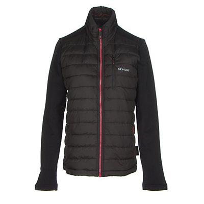Gyde Hybrid Heated Womens Jacket, Black, viewer
