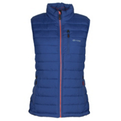 Gyde Calor Heated Womens Vest, Blue, medium