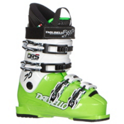 Dalbello Scorpion DRS 70 Junior Race Ski Boots, Lime-White, medium