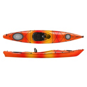 Wilderness Systems Tsunami 120 Light Touring Kayak 2017, Mango, medium