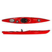 Wilderness Systems Tsunami 140 Light Touring Kayak 2017, Red, medium