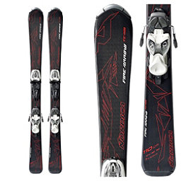 Nordica Firearrow Team Kids Skis with Fastrack 7.0 Bindings, , 256