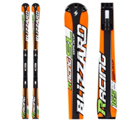 Blizzard SL Race Full Suspension Race Skis, Orange, medium