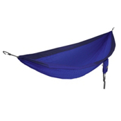 ENO DoubleNest Flower of Life Hammock 2017, Navy-Sapphire, medium