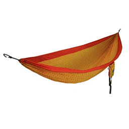 ENO DoubleNest Flower of Life Hammock 2017, Orange-Yellow, 256