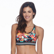 Body Glove Wonderland Equalizer Womens Sports Bra, , medium