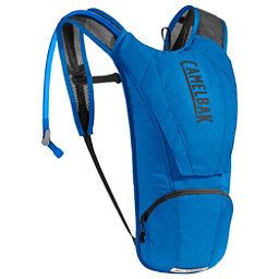 CamelBak Classic Hydration Pack 2017, Carve Blue-Black, 256