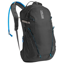 CamelBak Cloud Walker 18 Hydration Pack 2017, Charcoal-Grecian Blue, 256