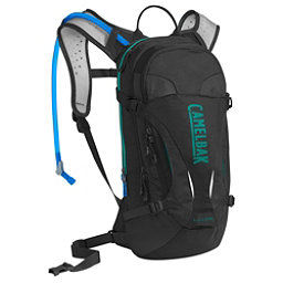 CamelBak L.U.X.E. Hydration Pack 2017, Black-Columbia Jade, 256