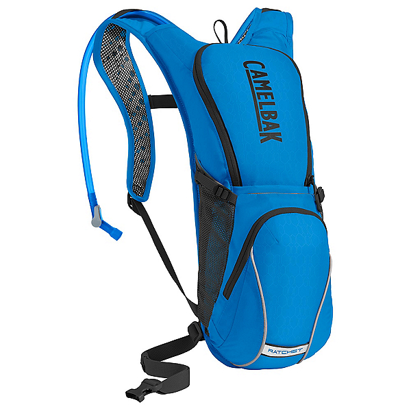 CamelBak Ratchet Hydration Pack 2017, Carve Blue-Black, 600