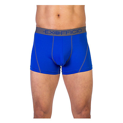 ExOfficio Give-N-Go Sport Boxer Brief, Royal, viewer