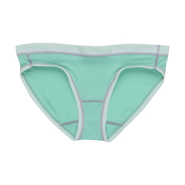 ExOfficio Give-N-Go Sport Mesh Bikini Womens Underwear, Isla, 600