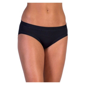 ExOfficio Give-N-Go Sport Mesh Bikini Womens Underwear, Black, medium