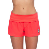 Body Glove Seaside Vapor Womens Board Shorts, Diva, medium