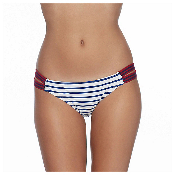 Body Glove Samana Flirty Surf Rider Bathing Suit Bottoms, , 600