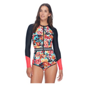 Body Glove Wonderland Jump One Piece Swimsuit, Multi, medium