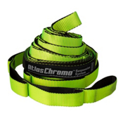 ENO Atlas Chroma Suspension Straps 2017, Neon-Black, medium