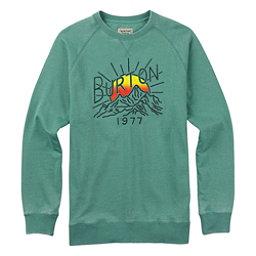 Burton Ridge View Crew Mens Sweatshirt, Feldspar, 256