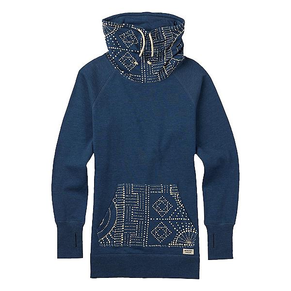 Burton Foxtrot Fleece Pullover Womens Sweatshirt, , 600