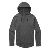 Burton Baja Pullover Mens Hoodie, Monument Heather, medium