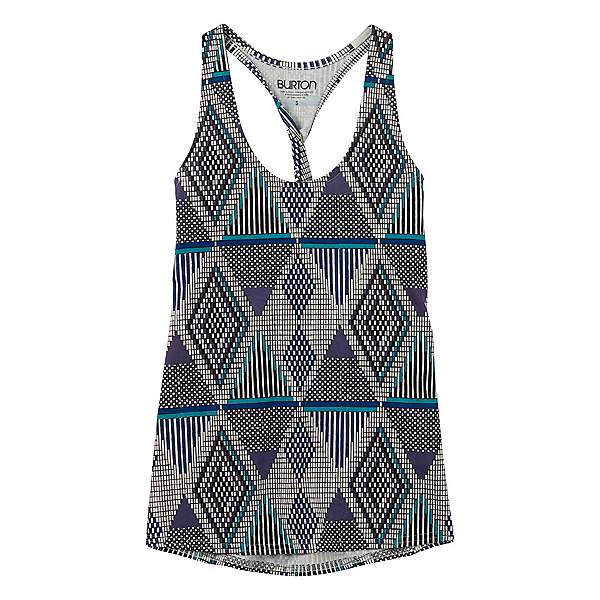 Burton Graceland Womens Tank Top, Mulled Grape De Geo, 600