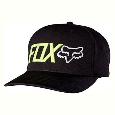 Fox Trenches Flexfit Hat, Black, viewer