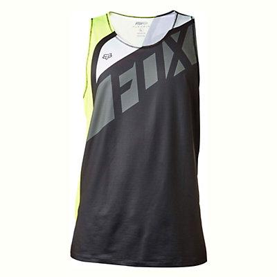 Fox Flexair Seca Tank Top, Flo Yellow, viewer