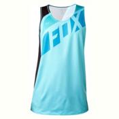 Fox Flexair Seca Tank Top, Acid Blue, medium