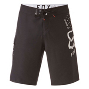 Fox 360 Solid Mens Boardshorts, Black, medium
