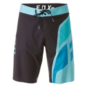 Fox Dive Seca Mens Board Shorts, Black, medium