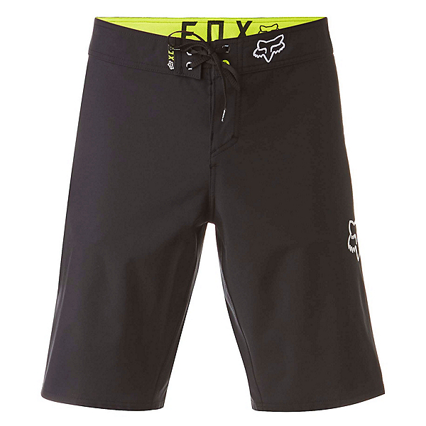 Fox Overhead Stretch Mens Board Shorts, Black, 600