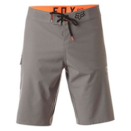 Fox Overhead Stretch Mens Board Shorts, Graphite, 256